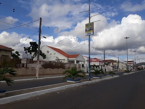 Itaberaba, BA: Rua