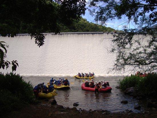Tres Coroas, RS: Barragem Rio Paranhana