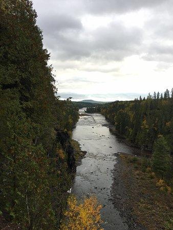 Kakabeka Falls ภาพถ่าย