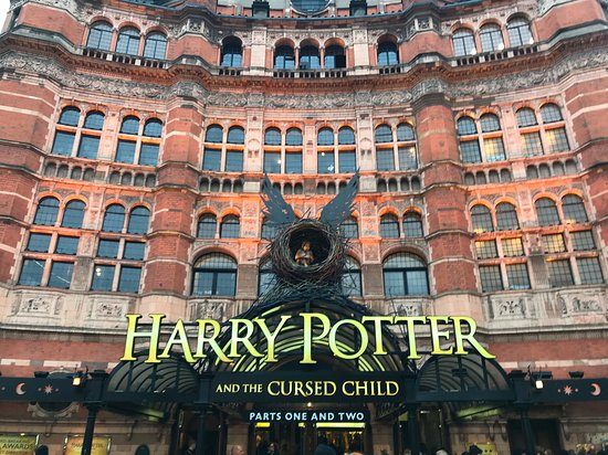 ‪Harry Potter and the Cursed Child‬
