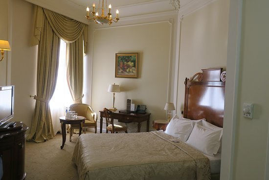 Hotel Savoy Moscow: クラシック・ダブル