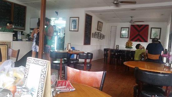 Nuku'alofa, Tonga : Friends Cafe