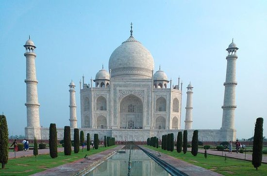 Tour Tajmahal en train
