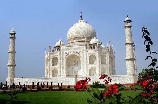 Taj Mahal tur med profesjonell fotograf