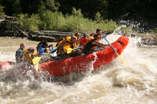 Classic Rafting Trip Whitewater