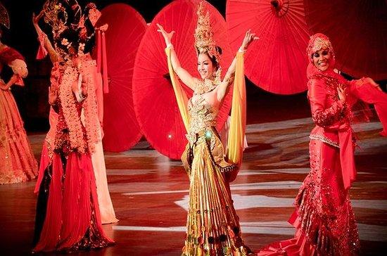 Colosseum Cabaret Show - Bilhete de...
