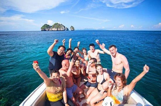 Snorkel Tour à Koh Rok et Koh Ha par...
