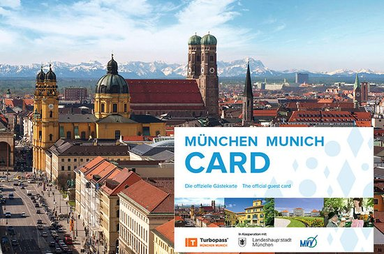 Munich Card: Save at attractions and...