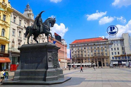 Visite des joyaux de Zagreb