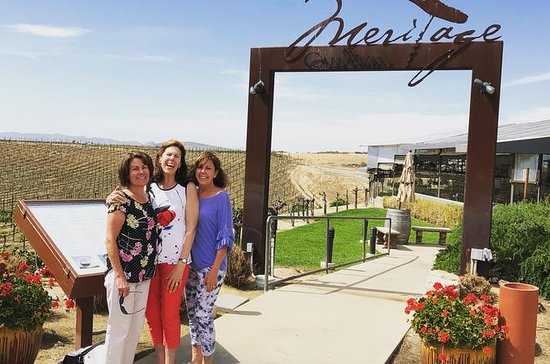 Temecula Wine Country Tasting Tour