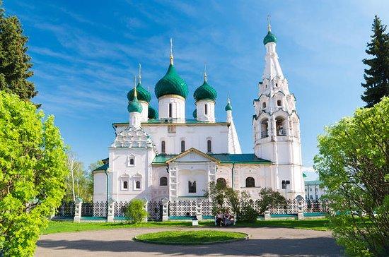 From Moscow: Day trip to Yaroslavl...