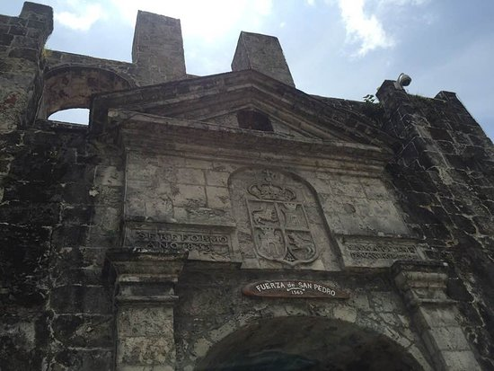 Fort San Pedro: The gate to historical city