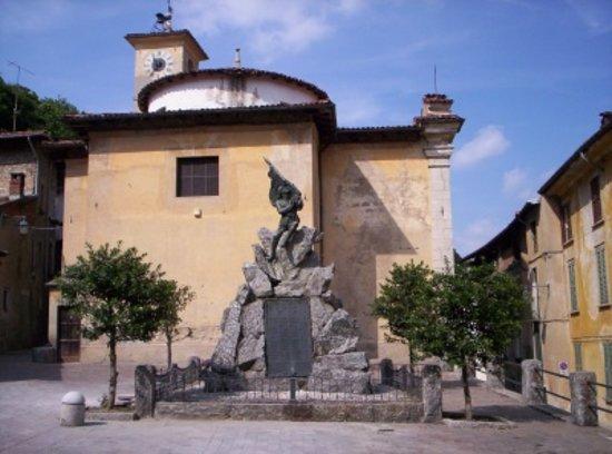 Castello Cabiaglio, Taliansko: S. Carlo