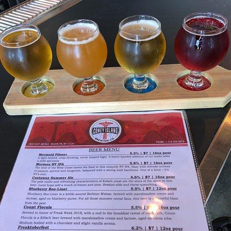 Coney Island Brewing Company afbeelding