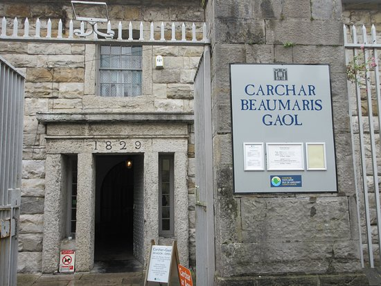 Beaumaris, UK: The gaol
