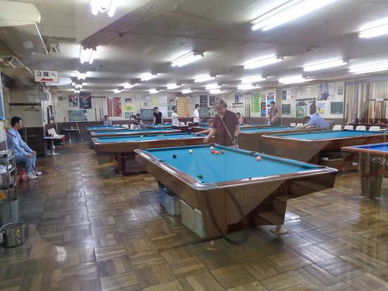 Sansui Billiards
