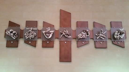 St. Mary's Cathedral: Stations of the Cross