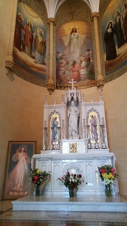 St. Mary's Cathedral: Divine Mercy