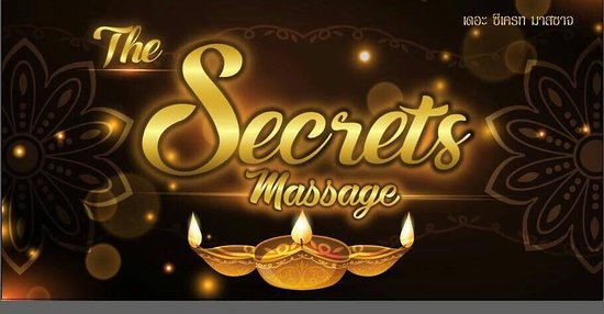 The Secret Massage