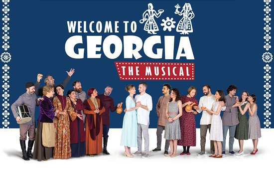 ‪Welcome To Georgia - The Musical‬