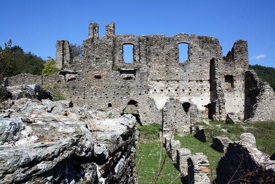 Carlopoli, Italy: Visuale interna dell'Abbazia