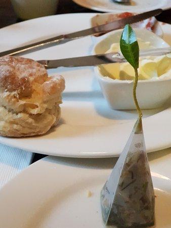 Hepburn Pavilion Cafe: Ginger Tea