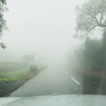 Monsoon View at Amboli Ghat