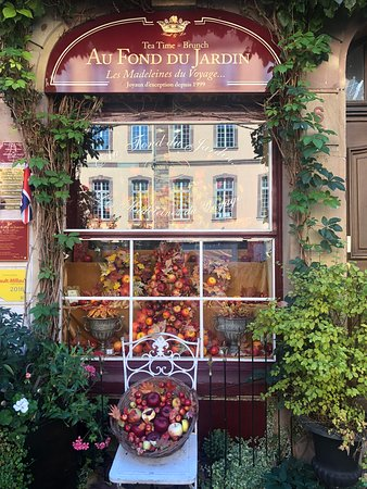 Au fond du jardin strasbourg restaurant avis num ro de t l phone photos tripadvisor - Au fond du jardin strasbourg ...