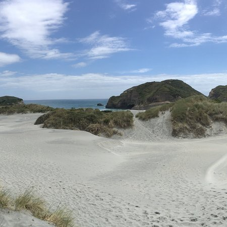 Puponga, نيوزيلندا: photo2.jpg