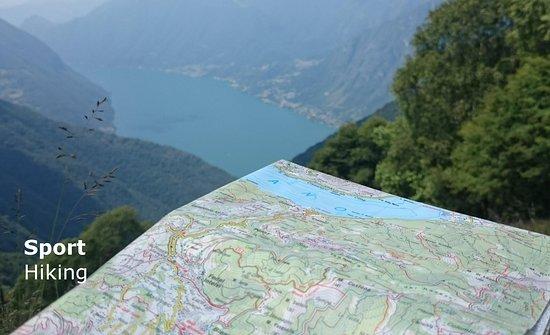 Cima, Italy: Hiking