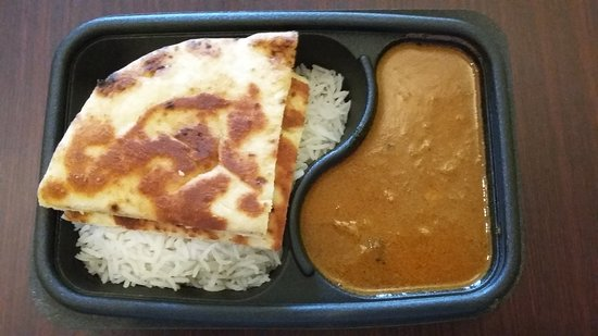 Caledonia, Canada: Beef Curry special