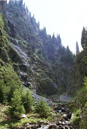 Ayusai River Gorge