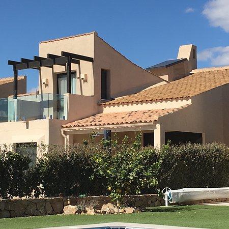 Wonderful villas