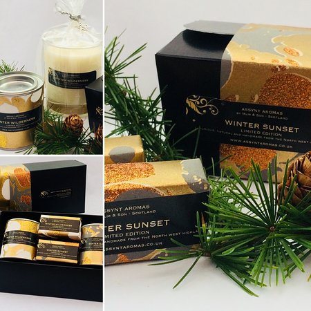 Drumbeg, UK: 'Limited Edition' Winter 2018/19 by Assynt Aromas