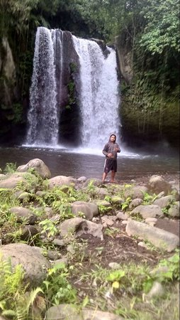Nungnung, Indonesien: this is a beautiful waterfall in my village