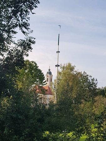 Neufahrn bei Freising, Deutschland: Dorfkirche