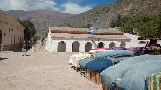 Foto Cabildo de Purmamarca