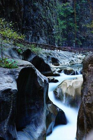 Huguan County, Κίνα: Huguang Taihang Grand Canyon Eighteen Bends