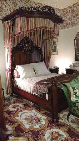 Villa Louis: Bedroom