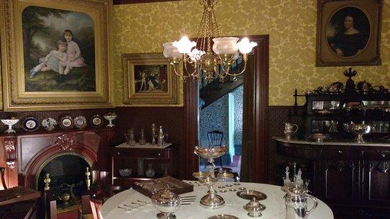 Villa Louis: Beautiful detail
