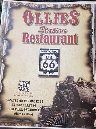 ollies station restaurant tulsa menu prices restaurant reviews