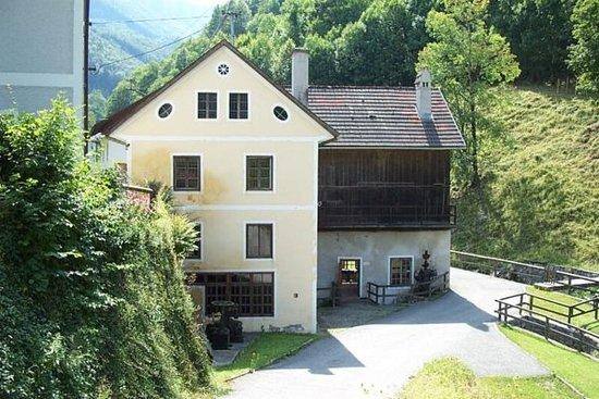 Ternberg, Austria: Museum in der Wegschaid
