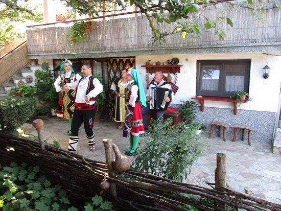 Balgarevo, Bulgarije: Bauernhochzeit