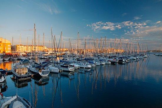 Le Cap d'Agde . Photo par Comte