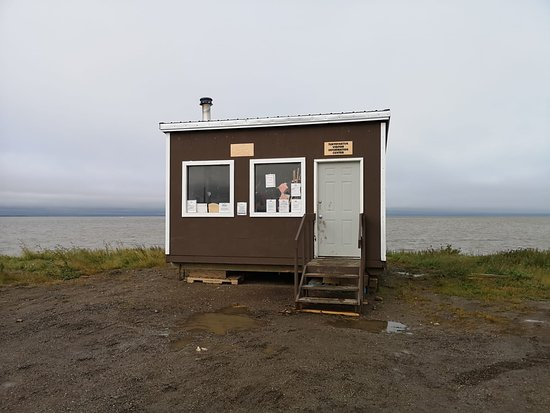 Tuktoyaktuk, Kanada: Info Center