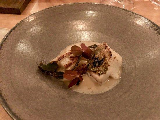 Restaurang Ekstedt: The pike-perch: really good!