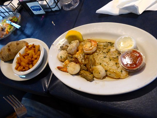 Charlie's Fish House, Crystal River - Menu, Prices