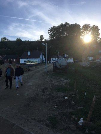 Kanne, Βέλγιο: Toegang tot de groeve