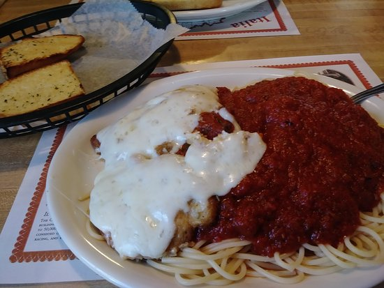 Winter Springs, FL: My chix parm
