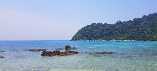 เกาะเปอร์เฮนเทียน: Spiaggia
